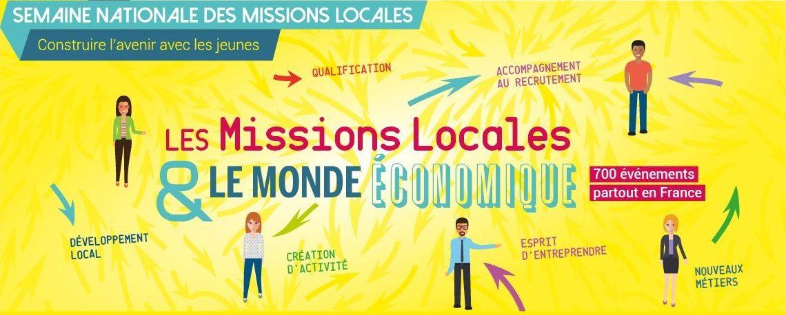 Semaine Nationale des Missions Locale- du 09 au 17 Mars 2017