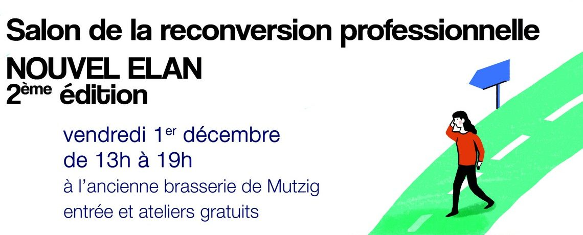 Salon de la reconversion professionnelle